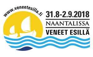 Veneet Esillä 2018